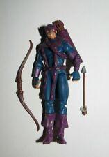 Marvel Universe 3.75 figure Dark Hawkeye complete & excellent