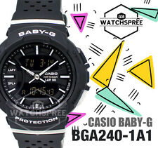 Casio Baby New BGA-240 Series Watch BGA240-1A1 AU FAST & FREE*