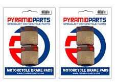 Hyosung TE 450 2007 Front Brake Pads (2 Pairs)