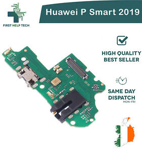 Huawei P Smart 2019 Charging Port Micro USB Dock Connector Mic Flex Cable New