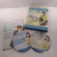 Weight Watchers - Walking Kit - DVD - CD - Guide Book