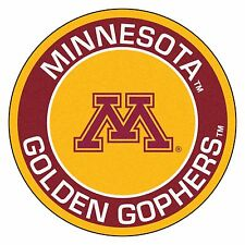 "Minnesota Golden Gophers 27"" Roundel Area Rug Floor Mat"