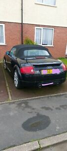 audi tt convertible with bam engine 1.8 T