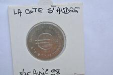 50 CENTS  DE  LA COTE ST ANDRE  3/25 AVRIL  1998