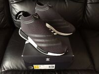 ADIDAS X WHITE MOUNTAINEERING NMD CITY SOCK CS1 PK PRIMEKNIT SIZE UK 6.5 7.5 8