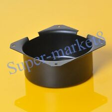 1pc 150x65mm Black Metal Shield Toroid Transformer Cover Protect Chassis Case