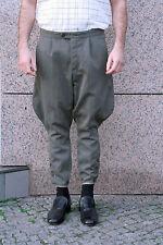 Capohose Stiefelhose Reiterhose Armeehose 60er True VINTAGE trousers breeches 52