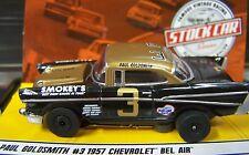 Nascar Legends Paul Goldsmith 1957 Chevy Bel Air HO slot car Vintage Tjet R17