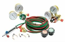 Oxygen/Acetylene Small Torch Kit with 5 Tips & Regulators