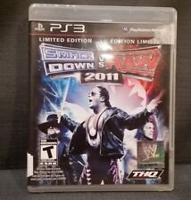 WWE SmackDown vs. Raw 2011 Bret Hart Special Edition (Sony PlayStation 3, 2010)