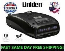 Uniden Super Long Range Radar Laser Detector Police Detectors Dfr6 Voice W Mount
