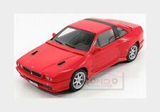 Maserati Shamal 1989 With Showcase Red KESS MODEL 1:18 KE18003A
