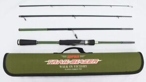 Rapala Trail Blazer Light game TBS664MHRF Spinning rod From Stylish anglers