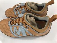 Womens Merrell Striker Goal Orange Hiking Athletic Shoes Size 6.5