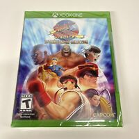 Street Fighter 30th Anniversary Collection (Microsoft Xbox One, 2018)