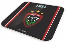 Pèse Personne Balance Collection Officielle Toulon RCT Rugby Terraillon Neuve