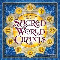 Dean Evenson - Sacred World Chants [New CD]