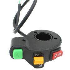 Scheinwerfer Lichtschalter Blinklicht Schalter 12V 7/8'' Motorrad Lenker HY