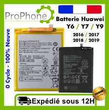 BATTERIE Huawei Y6 / Y7 / Y9 2016/2017/2018/2019 100% Neuve + KIT outils ✅🚚⭐