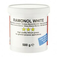 Ramonol Water Resistant White Marine Grease Stern Tube - Sailing Boat New AS74