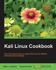 Kali Linux Cookbook by Willie L. Pritchett (2013, Paperback, New Edition)