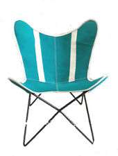 Superior Mix Iron Stand and Leather Cover for Indoor Outdoor Chair