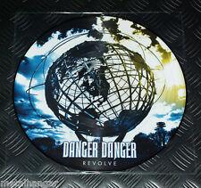 Danger Danger 'Revolve' LTD Edn Pic LP Picture Disc Vinyl Record 250cop Rare EX