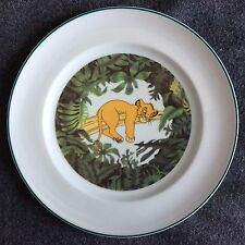 assiette porcelaine Disney le Roi Lion The Lion King