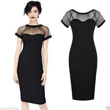 Knee Length Cotton Blend Scoop Neck Casual Dresses for Women