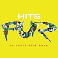 """PUR """"HITS PUR - 20 JAHRE EINE BAND"""" CD NEUWARE"""