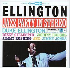 CD Duke ELLINGTONJazz Party in Stereo, - MINI LP - 8-TRACK CARD SLEEVE -