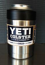 Yeti Colster Rambler Maximum Insulation Stainless Steel