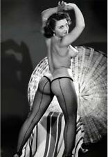 Vintage Pin Up Girl Photo 137 Bizarre Odd Strange 4 x 6