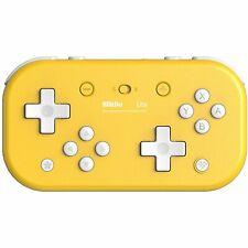 8BITDO LITE BLUETOOTH GAMEPAD YELLOW for Nintendo Switch Lite BRAND NEW