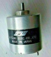 HO Modellbahn Ersatzmotor für Lokomotiven geeignet Mitsumi Japan