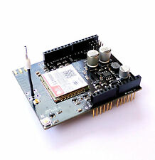 SIM 800 Quadband GSM Shield with wire Antenna for Arduino better than SIM900A