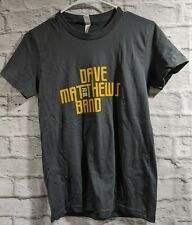 DAVE MATTHEWS BAND DMB 2006 Tour Gray Shirt Girls M NEW
