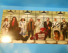 CHEAP TRICK DREAM POLICE LP '79 AUTOGRAPHED ALL MEMBERS NICE CONDITION! VG/VG!!D