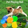 Swimming Tool Dog Chew Toys Squeak Puppy Cat Training Pet Rubber Balls
