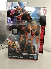 Transformers Power Of The Primes Wreck-gar MISB MOC