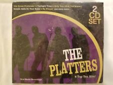 The Platters - 9 Top Ten Hits (CD, Digipak, 2 Discs NEW SEALED FREE SHIPPING