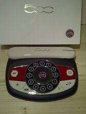TELEFONO CORDLESS FIAT 500 - TOUCHSCREEN NUOVO