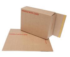 Cardboard Postal Boxes – Self-seal 280 x 100 x 360mm 20/pack