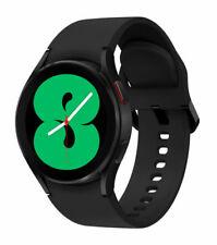 Samsung Galaxy Watch4 SM-R860 40mm Aluminum Case with Sport Band - Black (Bluetooth) (SM-R860NZKAXAA)