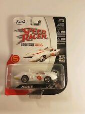 2008 Jada Toys Speed Racer Mach 5 Collectible Diecast Metal Vehicle 1:55 Scale
