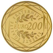Piece 200 euros or 2011 Monnaie de Paris