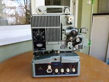 Prof. 16mm Film Projektor,Siemens mit Audio in der Box