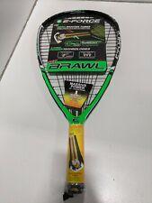 "E-Force Brawl 22"" Longstring Racquetball Racquet"