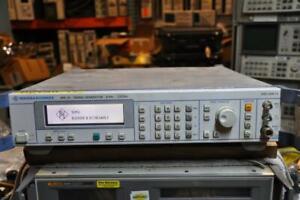 Rohde & Schwarz SML 03 Signal Generator 9 kHz – 3.3 GHz Opt B1 and B3