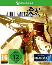 XBOX ONE FINAL FANTASY type-0 HD NUEVO Y EMB. orig.